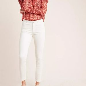 Anthropologie-Paige hoxton ankle corduroy pant